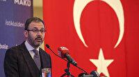 Bakan Kasapoğlu: 2019'u 'Gönüllülük Yılı' kabul ediyoruz