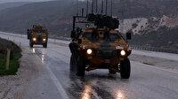 Suriye sınırına komando sevkiyatı yapıldı