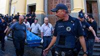 Brezilya'da katedrale silahlı saldırı: 4 ölü