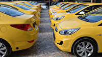 Taksi plakaları yüzde 30 eridi
