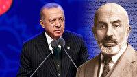 Cumhurbaşkanı Erdoğan: CHP 1937'de İstiklal Marşı'nı değiştirmek istedi