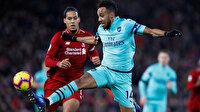 Liverpool 5-1 Arsenal (geniş özet ve goller)