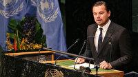 Leonardo DiCaprio Malezya'daki yolsuzluk iddialarıyla ilgili ifadesi
