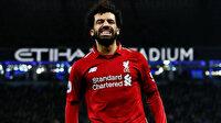 Salah, üst üste 2. kez yılın Afrikalı futbolcusu seçildi