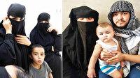 DEAŞ'ın kadın ve çocukları