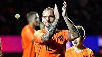 Sneijder'in transferi yattı