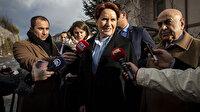 Meral Akşener'den Ceren Damar'ın ailesine taziye ziyareti