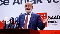 Saadet Partisi 5'i büyükşehir 277 belediye başkan adayını açıkladı