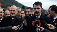 Bakan Kurum: Antalya'daki hortumda 315 binada hasar tespit ettik