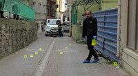 Kocaeli'de silah sesleri: 1 kişi yaralandı