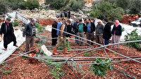 Mersin'de 5 dakikalık hortumda 9 milyon lira hasar oluştu