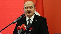 Soylu'dan HDP'li vekillere: Gitsinler de görelim