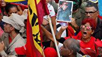 Milyonlarca Venezuelalı sokakta