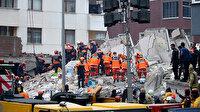 Çöken binada hayatını kaybedenlerin sayısı 16'ya yükseldi