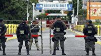 Venezuela, Kolombiya sınırını geçici olarak kapattı
