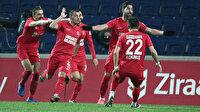 Ümraniyespor-Trabzonspor: 3-1