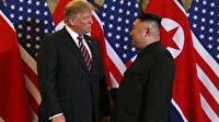 Tarihi zirve: Trump-Kim Jong-Un bir arada