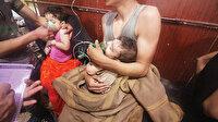 Esed'in Dogu Guta'da sivilleri kimyasal silahla öldürdüğü kesinleşti