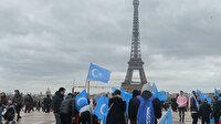 Çin'in Doğu Türkistan'daki zulmü Paris'te kınandı