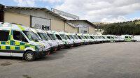 Katarlı bağışçılardan Suriye'ye ambulans desteği