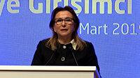 Ticaret Bakanı Pekcan'dan kadın girişimcilere müjde