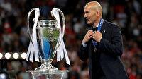 Zinedine Zidane Real Madrid'i baştan kuracak