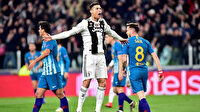 Ronaldo Atletico Madrid'e acımadı