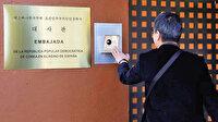 CIA ajanları Madrid'te elçilik bastı