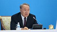 Nazarbayev'den halkına teşekkür mesajı