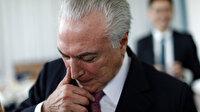 Brezilya eski Devlet Başkanı Temer tutuklandı