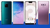 2019'un en iyi Android akıllı telefonları