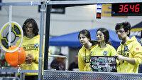 Türk liseleri New York'ta robot yarışmasında boy gösterdi