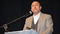 Çavuşoğlu: CHP Atatürk'ün ilkelerinden uzak bir parti haline geldi