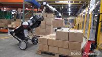 Boston Dynamics'in taşıyıcı robotu Handle