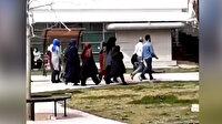 Üniversite kampüsünde başörtülü öğrencilere hakaret