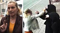 Gözaltına alınan saldırgan: Peçesini açmaya çalışmadım elim çarptı