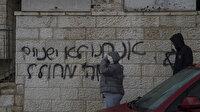 Fanatik Yahudilerden Doğu Kudüs'te ırkçı saldırı