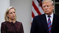 Trump'ın İç Güvenlik Bakanı istifa etti