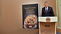 Anadolu'nun bulgurlu yemekleri kitap oldu