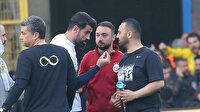 Hasan Şaş: Volkan bana küfürlü konuştu