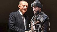 Erdoğan'dan Diriliş'e övgü