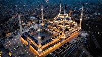 Gençlik sabah namazında Çamlıca Camii'nde buluşuyor