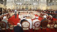 Fatih Camisi'nde 74 hafız için icazet töreni