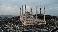 Çamlıca Camii'ndeki büyük buluşma