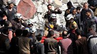 İdlib Gerginliği Azaltma Bölgesi'ne hava saldırısı: 5 ölü