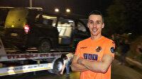Alanyasporlu futbolcuların minibüsü devrildi: Bir ölü 6 yaralı