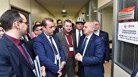 OSTİM'de Türk dünyası için irtibat ofisi açıldı