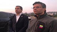 Venezuela'da muhalif lider Şili Büyükelçiliği'ne sığındı