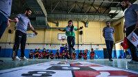 Diyarbakırlı çocuklar geleneksel oyunlarla sosyalleşiyor