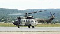 Venezuela'da askeri helikopter düştü: 7 ölü
